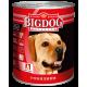 Влажный корм для собак БигДог (BigDog), Говядина, 850г