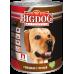 Влажный корм для собак БигДог (BigDog Grain line), Говядина с гречкой, 850г