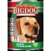 Влажный корм для собак БигДог (BigDog Grain line), Индейка с белым зерном, 850г