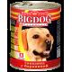 БигДог/Говядина с бараниной, 850г