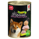 Влажный корм для собак ЗООГУРМАН – МЯСНЫЕ ФРИКАДЕЛЬКИ, с телятиной, 410г