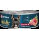 Влажный корм для собак ЗООГУРМАН «Холистик» (Holistic), Телятина с зелёной фасолью, 100г