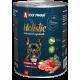 Влажный корм для собак ЗООГУРМАН «Холистик» (Holistic), Телятина с зелёной фасолью, 350г
