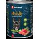Влажный корм для собак ЗООГУРМАН «Холистик» (Holistic), Цыплёнок с горошком и шпинатом, 350г