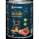 Влажный корм для собак ЗООГУРМАН «Холистик» (Holistic), С уткой, индейкой и картофелем, 350г