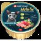 Влажный корм для кошек ЗООГУРМАН «Холистик» (Holistic), с кроликом и индейкой, 100г