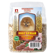 Моментальная каша/ 5 злаков с курицей, 400 г