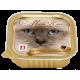 Влажный корм для кошек «MurrKiss», Курочка с потрошками, 100г