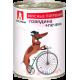 Влажный корм для собак Зоогурман «Вкусные Потрошки», Говядина+Печень, 350г