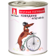Влажный корм для собак Зоогурман «Вкусные Потрошки», Говядина+Печень, 750г