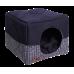 Лежак Домосед (45х45х45см) синий