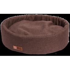 Лежак Вианна (44х50х15 см)  коричневый