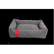 Лежак Антураж (48х60х15 см)  серый