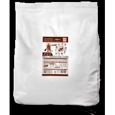 Полнорационный сухой корм для взрослых собак мелких и средних пород Zoogurman, Индейка/Turkey, 10кг
