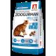 Полнорационный сухой кормдля взрослых кошекZoogurman, Океаническая рыба/Oceanfish 1,5кг