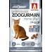 Полнорационный сухой корм для взрослых кошек Zoogurman Home Life, Курочка/Chicken, 1.5кг