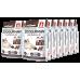 Полнорационный сухой корм для взрослых кошек Zoogurman Hair&Beauty, Птица/Mix, 0.35кг