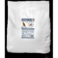 Полнорационный сухой корм для взрослых кошек Zoogurman Home Life, Курочка/Chicken, 10кг