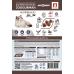 Полнорационный сухой корм для взрослых кошек Zoogurman Hair&Beauty, Птица/Mix, 10кг