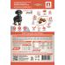 Полнорационный сухой корм для взрослых собак мелких и средних пород Zoogurman Active Life, Телятина/Veal, 10кг