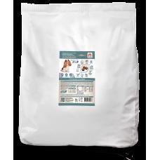 Полнорационный сухой корм для взрослых собак мелких и средних пород Zoogurman Urban Life, с индейкой/Turkey, 10кг