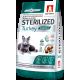 Полнорационный сухой корм для стерилизованных кошек и котов. Sterilized, Индейка/Turkey. 0,35кг